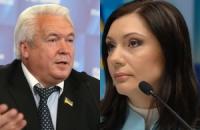 """Мирослава Гонґадзе: США відкликали візи """"регіоналам"""" Олійникові і Бондаренко"""