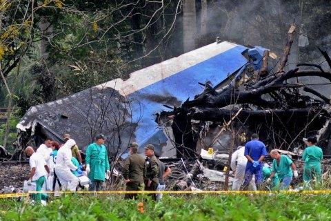 Померла друга жінка, яка вижила в авіакатастрофі на Кубі
