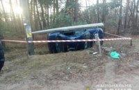 Під Києвом автомобіль збив двох дітей, які переходили дорогу