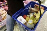 Річна інфляція в Україні сповільнилася до 2,3%