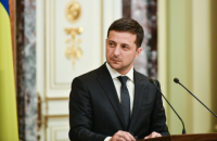 Зеленський: вибори на Донбасі відбудуться після виведення військ
