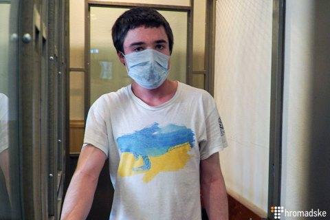 РосСМИ сообщили, что Гриб прекратил голодовку