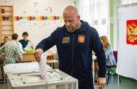 Американский боец MMA Монсон стал депутатом в России
