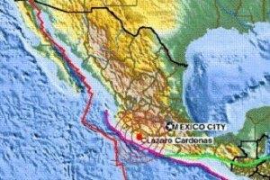 У Мексиці стався потужний землетрус