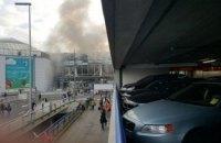 В аэропорту Брюсселя прогремели два взрыва, есть погибшие