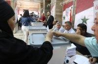 У Сирії відбуваються президентські вибори