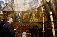 Рождество Янукович встретит в Почаевской Лавре
