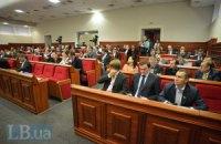 Киевсовет утвердил очередность семей погибших участников АТО, которые получат земли в Быковне (документ)