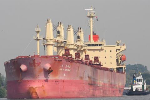 Біля берегів Малайзії затримали судно з українцями (оновлено)