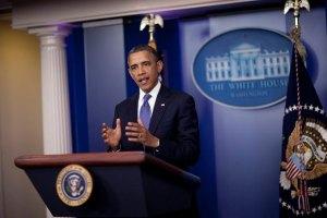 """Обама выступил в Конгрессе с ежегодным посланием """"О положении страны"""""""