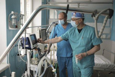 В Украине за сутки обнаружили 7 729 случаев ковида, 9 792 человека выздоровели