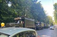 Держспецзв'язок заперечив рейдерське захоплення Митрополичих садів у Львові