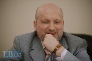 Турчинов уже готовится к открытию первой сессии нового парламента