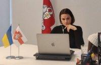 Тихановська неформально зустрілася у Литві зі Зеленським