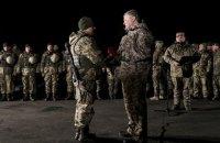 Виновных в проблемах с перевозкой военных, награжденных Порошенко, накажут