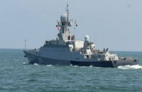 Россия под видом учений перекрыла четверть Черного моря