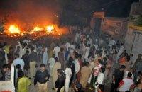 В Пакистане 3 человека погибли из-за поста в Facebook