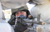 За добу на Донбасі поранено 8 військових