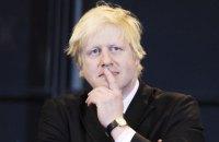 Борис Джонсон допустив часткову провину Заходу в погіршенні відносин з Росією