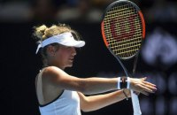 Украинка Марта Костюк вышла в финал крупного турнира в Китае