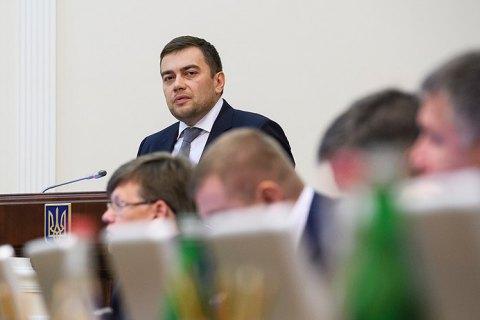 Кабмін звільнив в.о. міністра аграрної політики