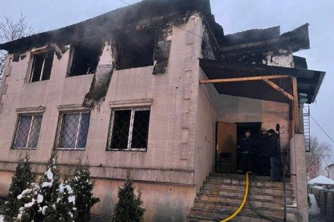 За фактом пожежі у будинку для літніх у Харкові відкрили справу