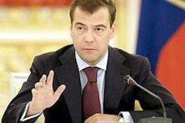 Медведев еще ничего не знает о встрече с Ющенко