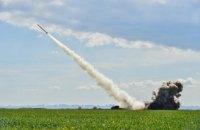 Порошенко посетил ракетные испытания