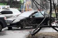 Трьох підозрюваних у вбивстві ювеліра в Києві заарештовано без визначення альтернативи