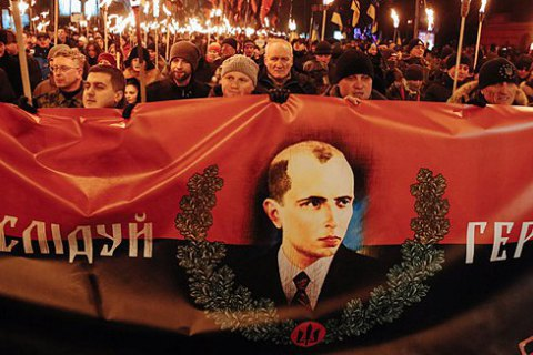 Украинцы разделились в отношении к Бандере