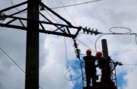 В Україні без електроенергії залишаються 93 населені пункти