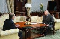 """Медведчук прилетел к Лукашенко для обсуждения """"перспектив Украины"""""""