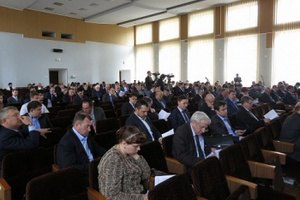 В Донецке ПР создала штаб стабилизации политической ситуации