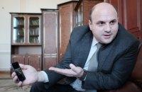 Подозреваемого в получении взятки главу Черновицкого облсовета отстранили от должности