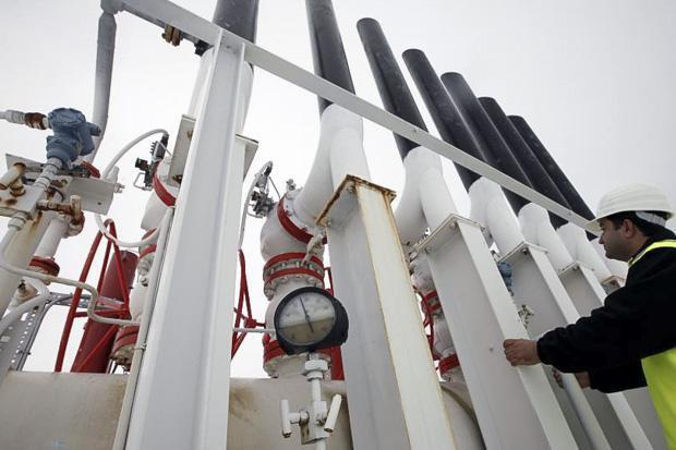 Газопровод Иран-Турция