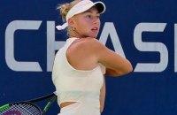 15-летняя украинка выиграла теннисный турнир в Чехии