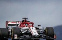 У Формулі-1 на першому колі Гран-прі Португалії Райкконен обігнав 11 болідів