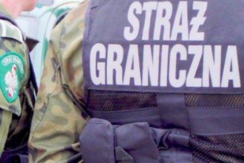 Польща затримала рекордну кількість нелегалів на кордоні з Білоруссю