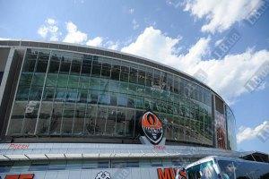 УЕФА запретила играть сборным на Востоке Украины