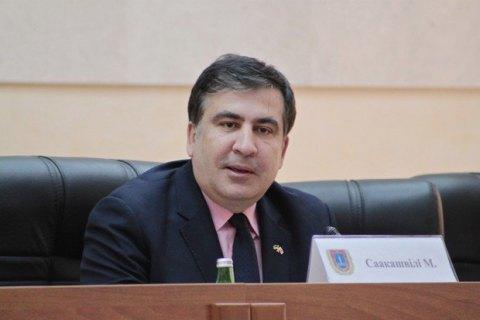 Будинок профспілок в Одесі стане штабом ВМС, - Саакашвілі
