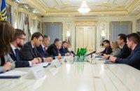 """Порошенко і директор General Electric обговорили модернізацію локомотивів для """"Укрзалізниці"""""""