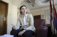 У лесбійській сім'ї прем'єра Сербії народилася дитина