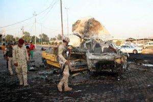 Теракти в Багдаді: 22 жертви