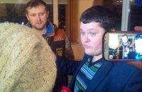 Днепровский суд избирает меру пресечения адвокату Дзиндзи - Виктора Смалия