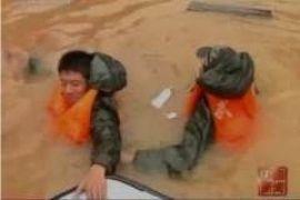 Число жертв наводнения в Китае достигло 107