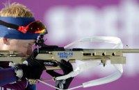 Украинские биатлонисты провалили спринтерскую гонку на этапе Кубка мира (обновлено)