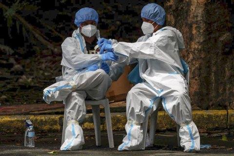 В Киеве возросло количество больных коронавирусом медиков