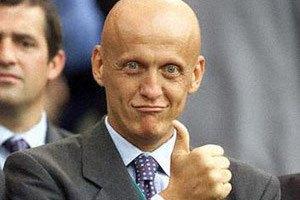 """Колліна: """"Червона картка Чеберячкові - справедлива, рука Кучера - не пенальті"""""""