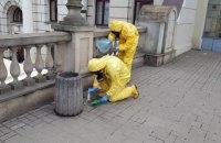 На залізничному вокзалі у Львові виявили понад 600 г ртуті