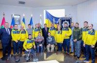Порошенко подписал указ о спортивной реабилитации воинов АТО